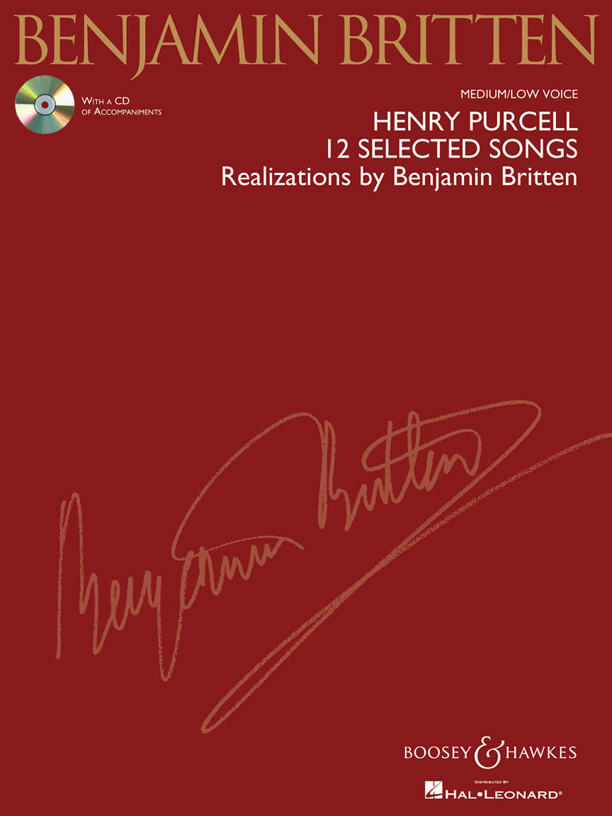 Product Cover for Henry Purcell: 12 Selected Songs