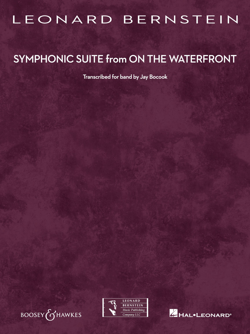 Product Cover for Symphonic Suite from On the Waterfront