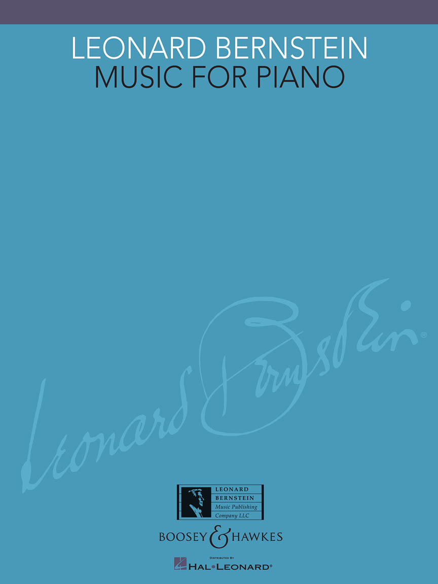 Product Cover for Leonard Bernstein – Music for Piano