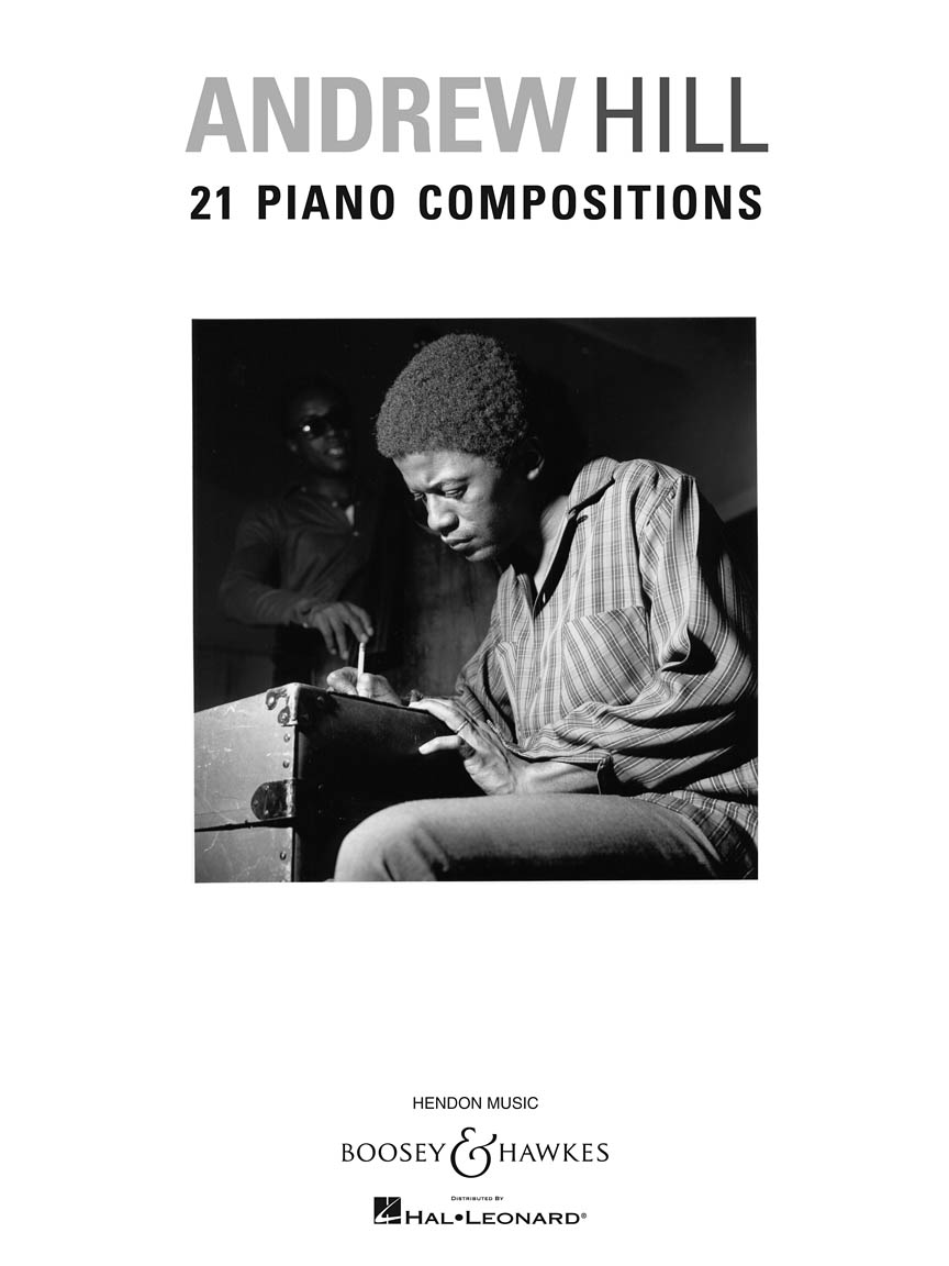 Product Cover for Andrew Hill – 21 Piano Compositions
