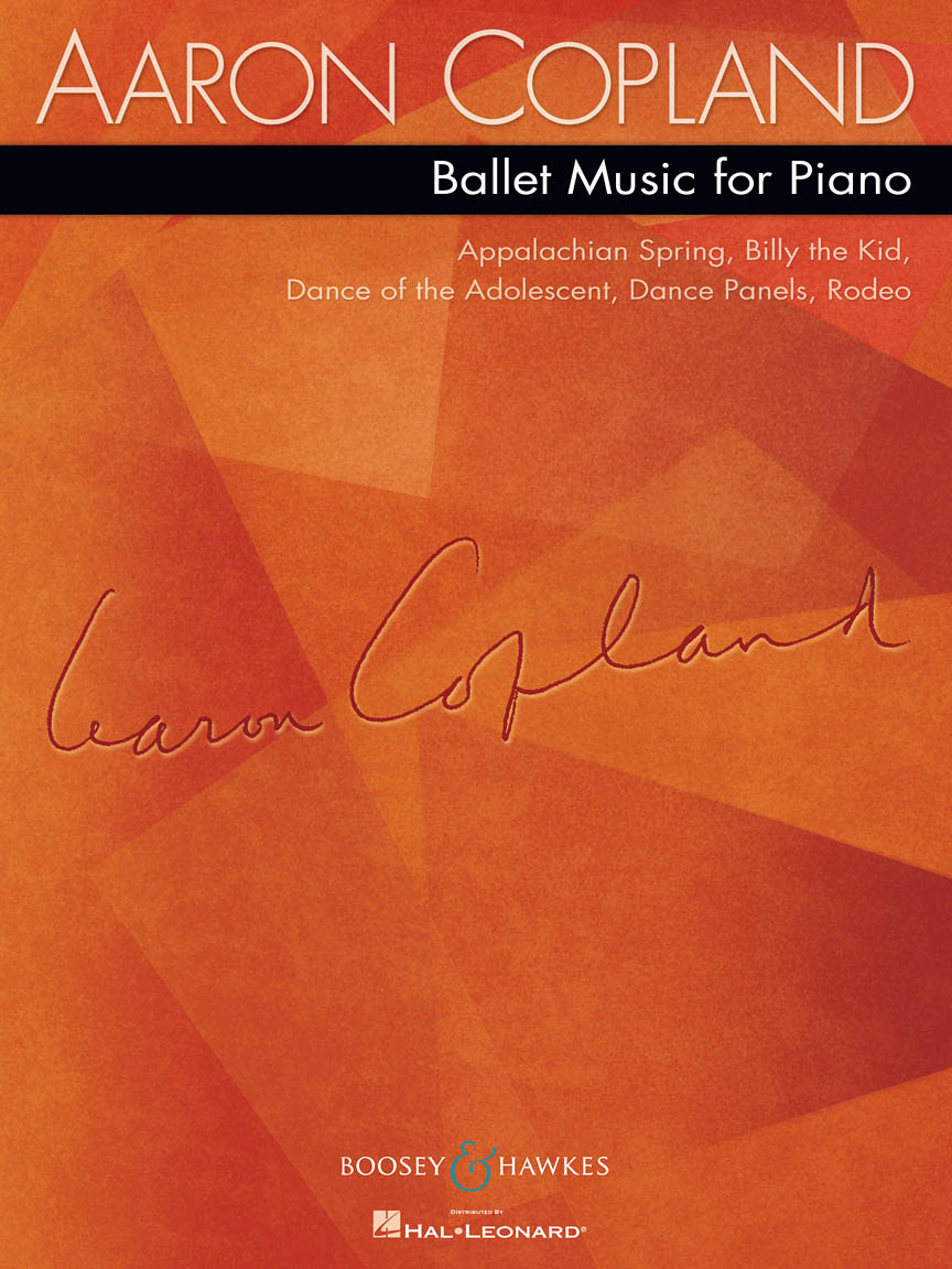 Product Cover for Aaron Copland – Ballet Music for Piano