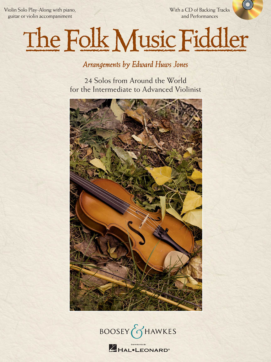 Product Cover for The Folk Music Fiddler