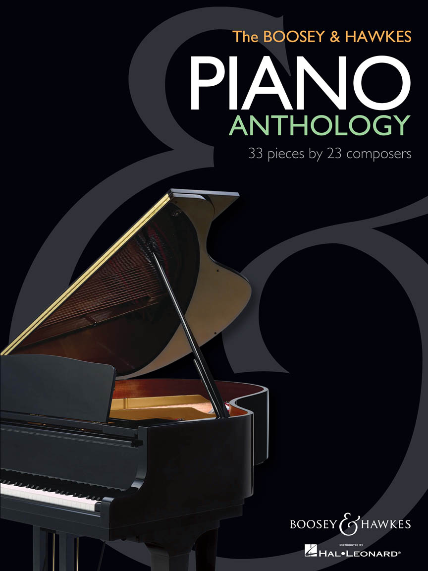 Product Cover for The Boosey & Hawkes Piano Anthology