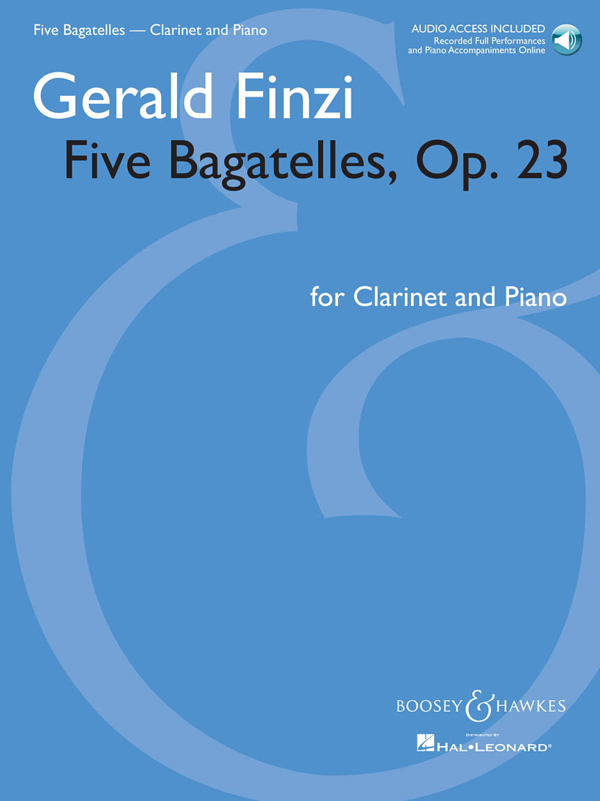 Product Cover for Five Bagatelles, Op. 23