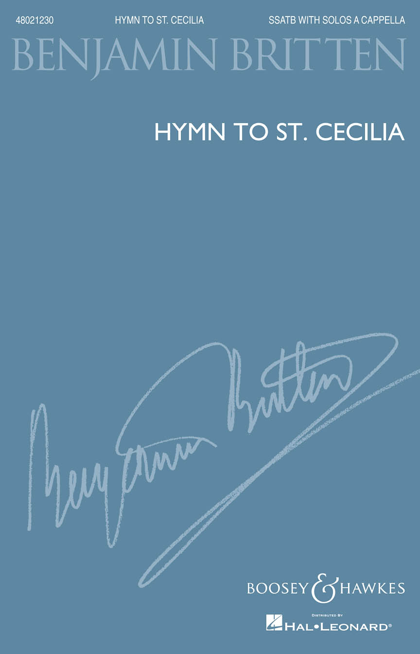 Product Cover for Hymn to St. Cecilia