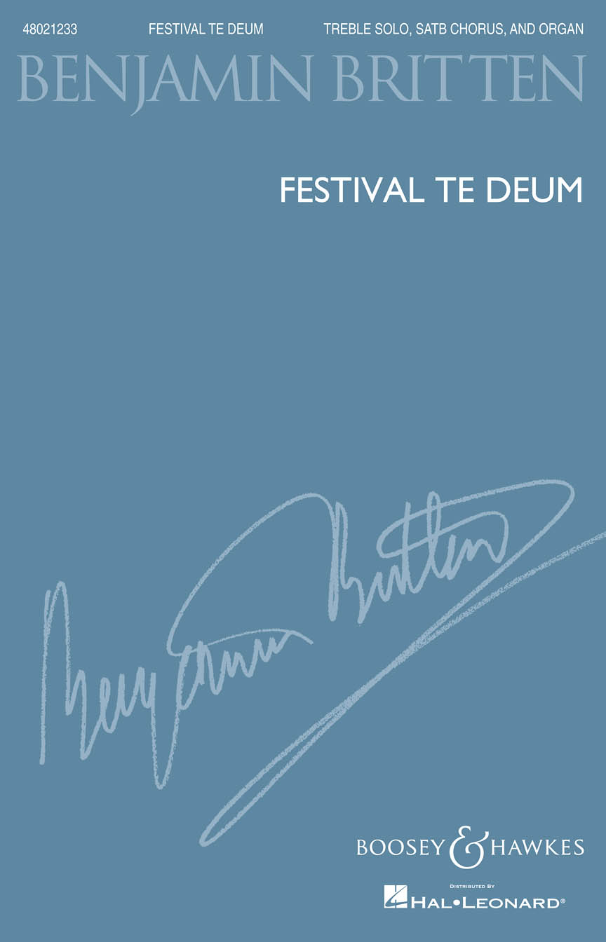 Product Cover for Festival Te Deum