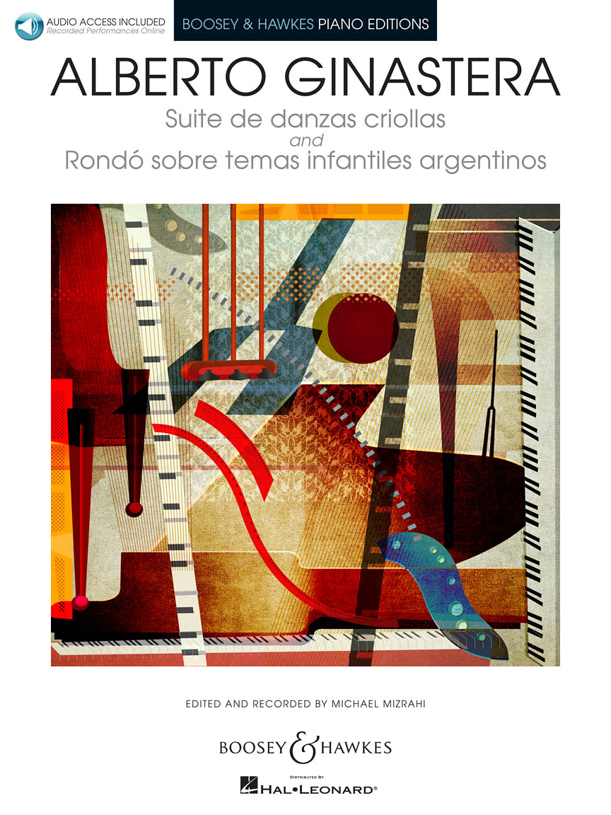 Product Cover for Suite de danzas criollas, Op. 15 and Rondó sobre temas infantiles argentinos