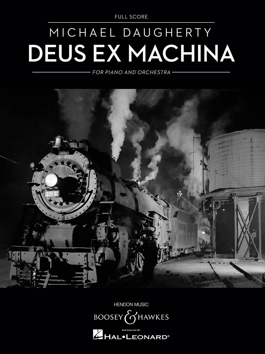 Product Cover for Deus Ex Machina
