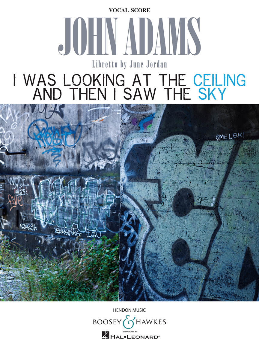 Product Cover for John Adams – I Was Looking at the Ceiling and Then I Saw the Sky