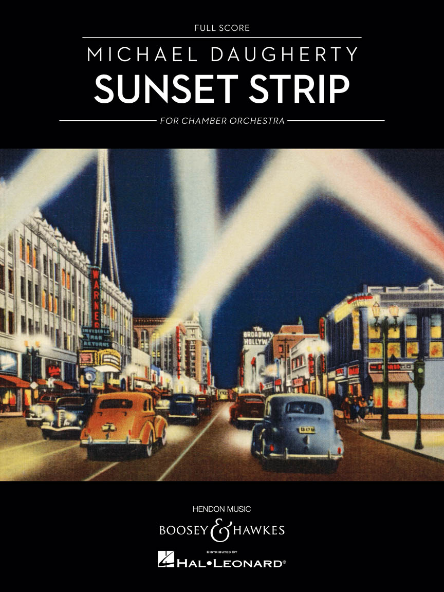Product Cover for Sunset Strip
