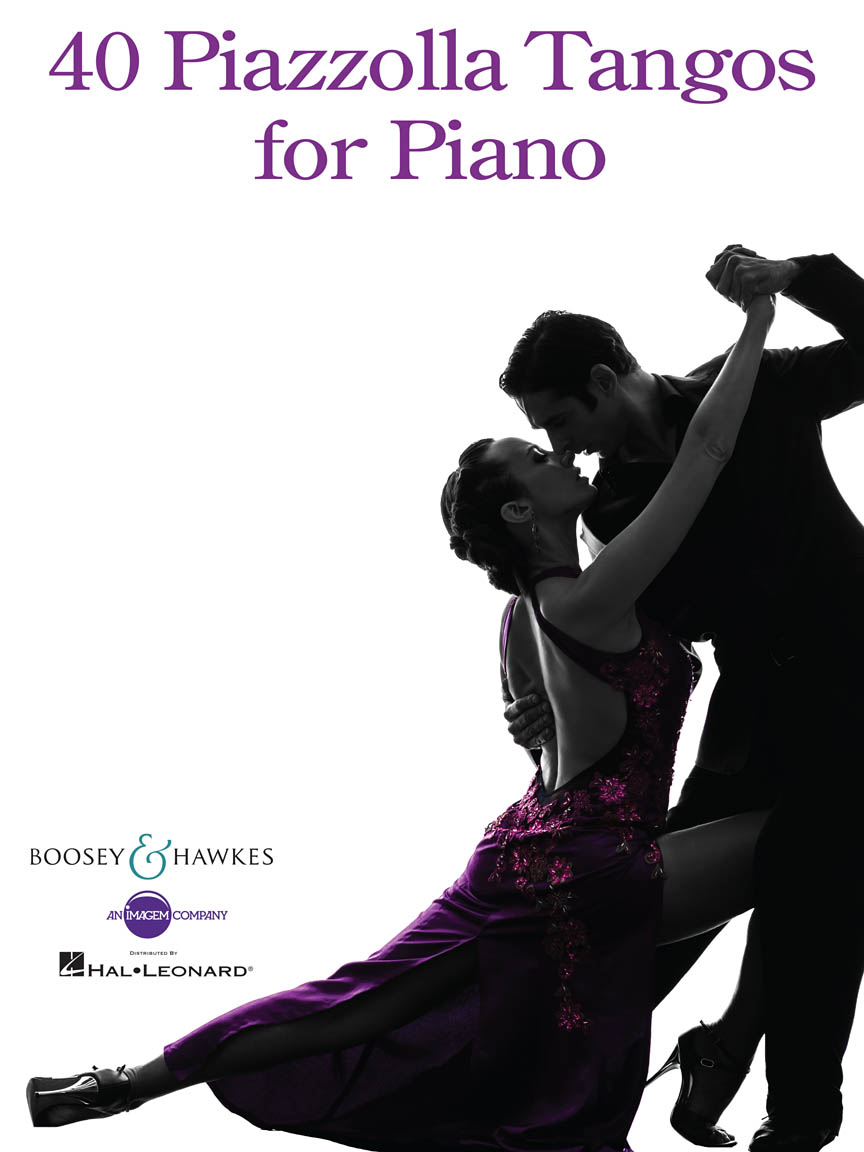 Product Cover for 40 Piazzolla Tangos for Piano