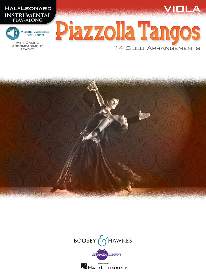 Product Cover for Piazzolla Tangos