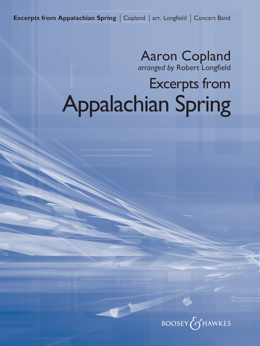 Product Cover for Excerpts from Appalachian Spring