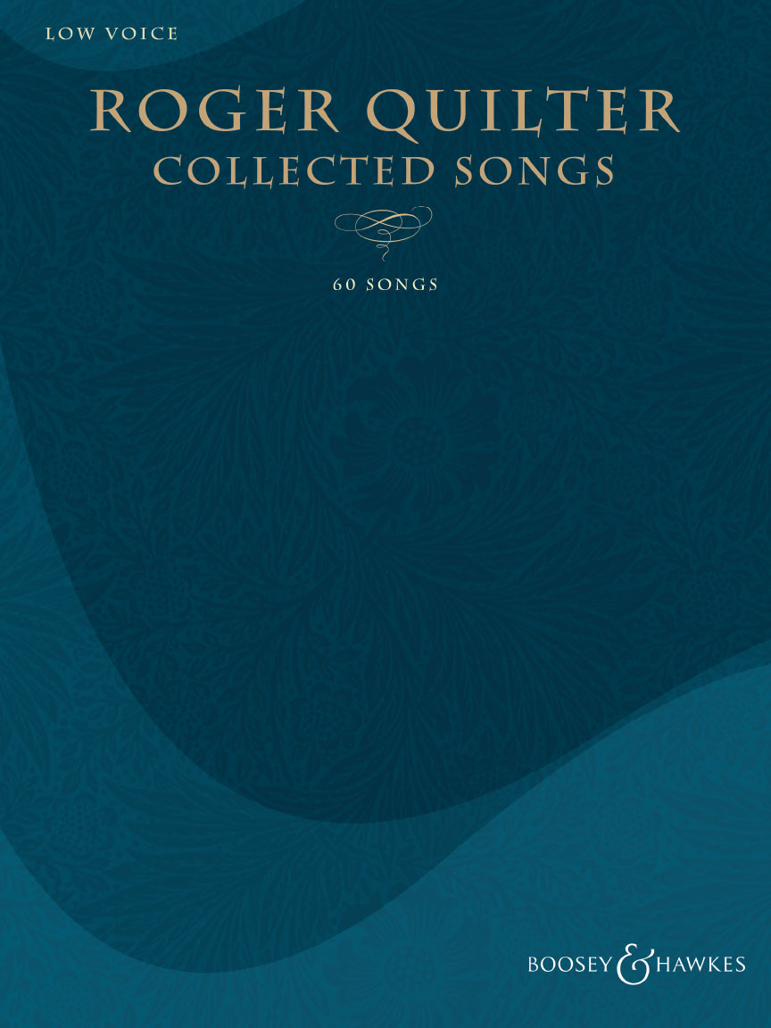 Product Cover for Roger Quilter – Collected Songs