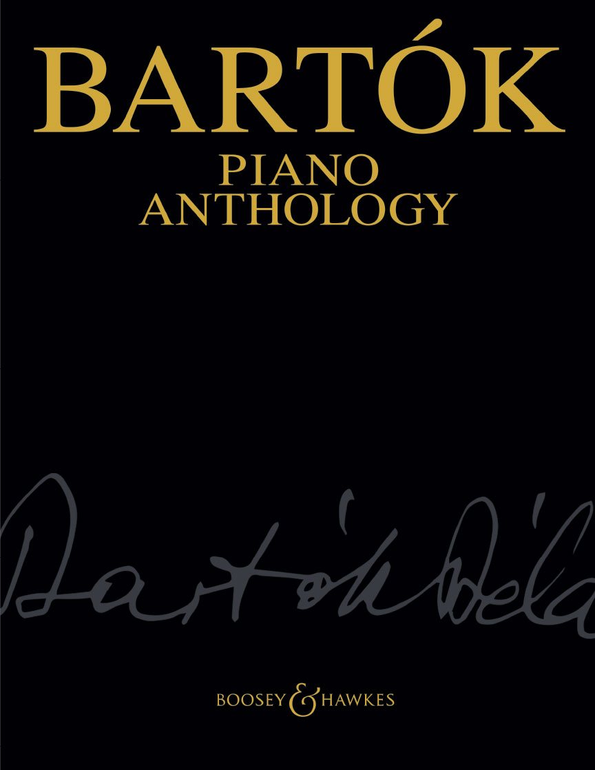 Product Cover for Bartók Piano Anthology