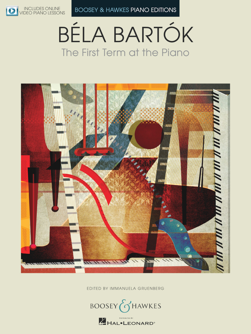 Product Cover for Béla Bartók – The First Term at the Piano