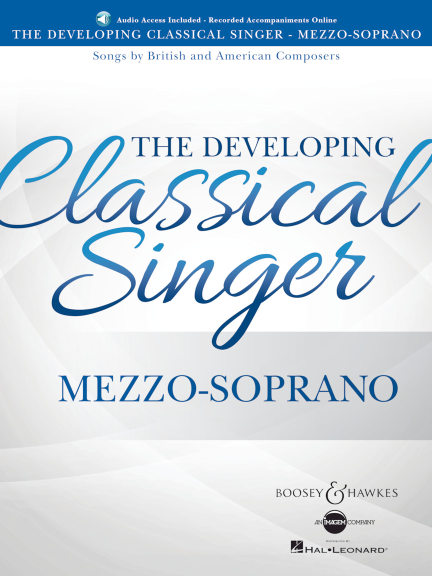 Product Cover for The Developing Classical Singer