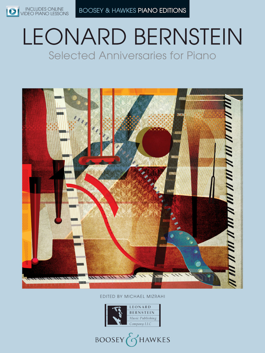 Product Cover for Leonard Bernstein – Selected Anniversaries for Piano