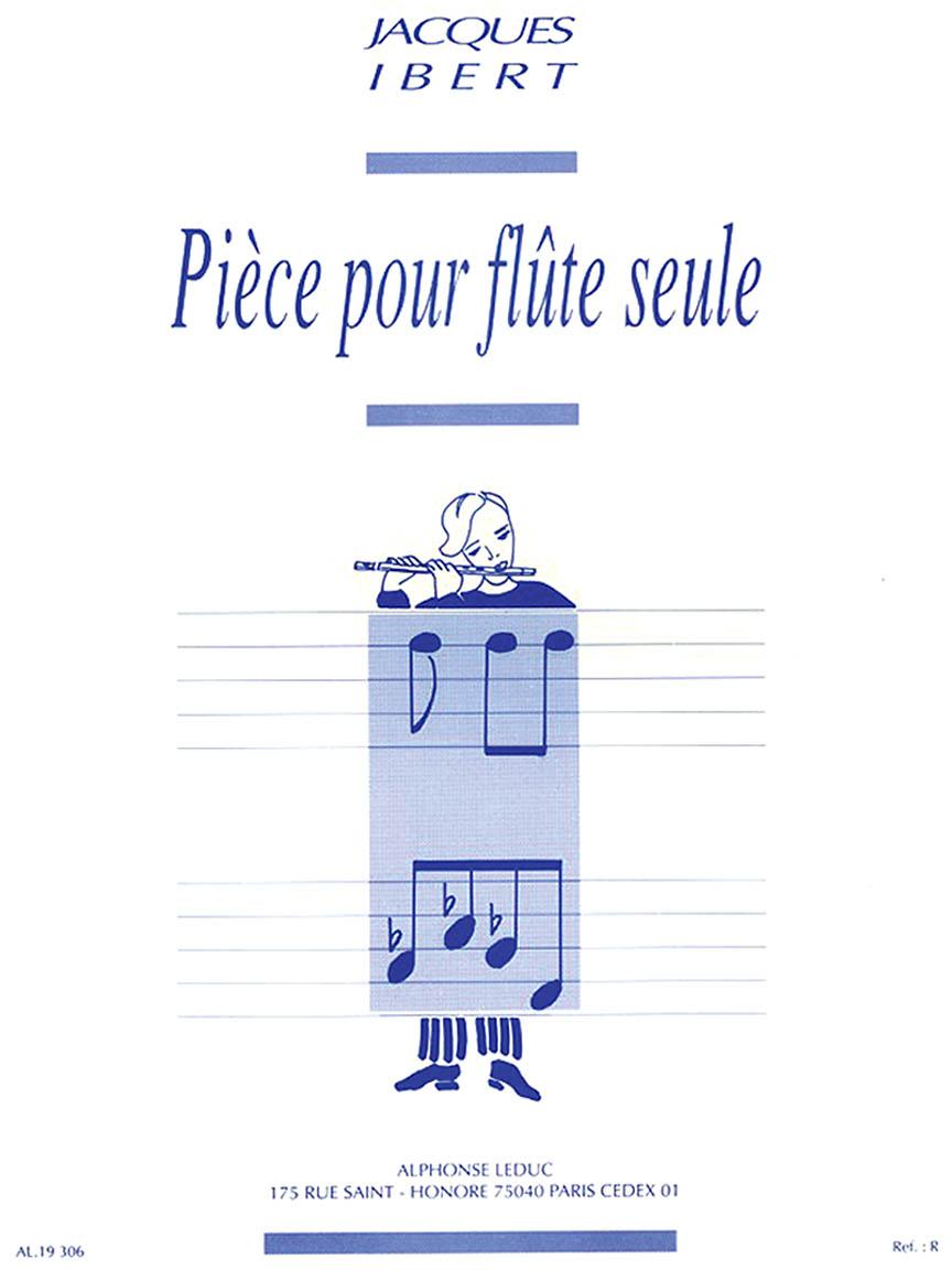 Product Cover for Pièce Pour Flute Seule