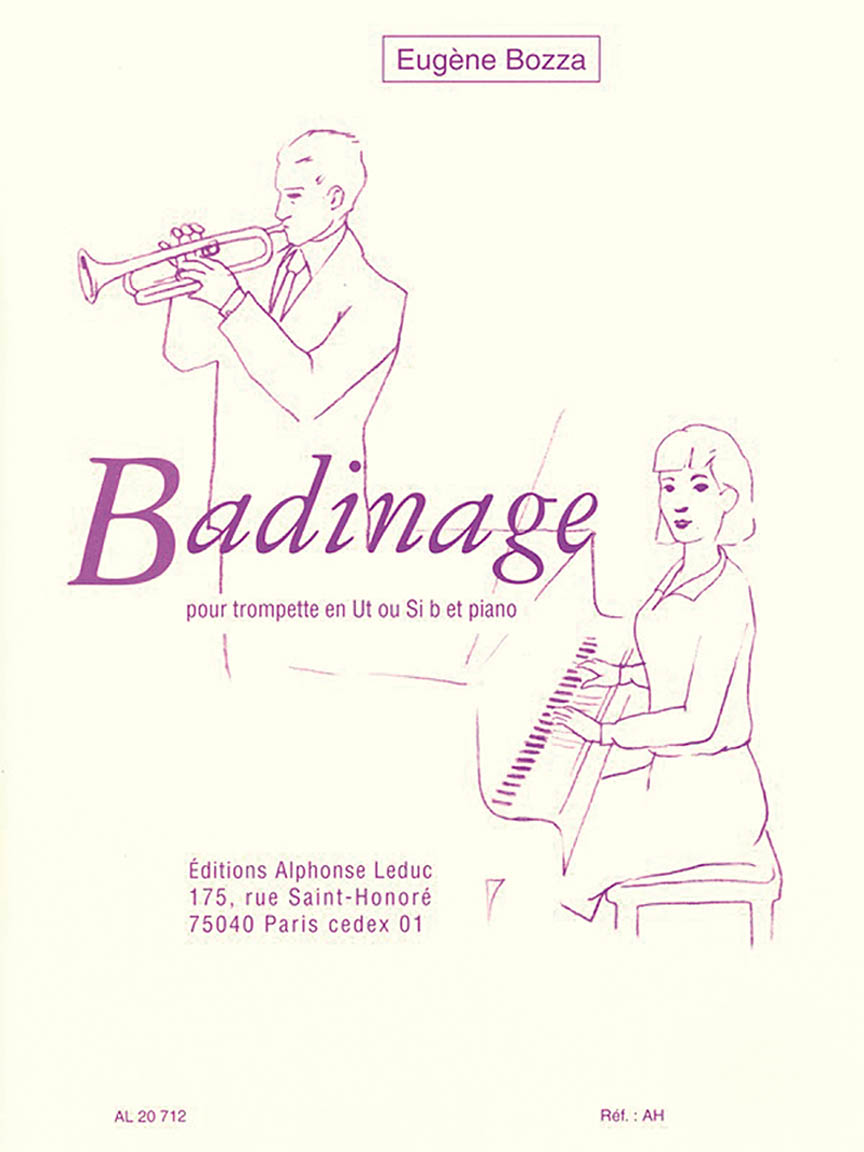 Product Cover for Badinage