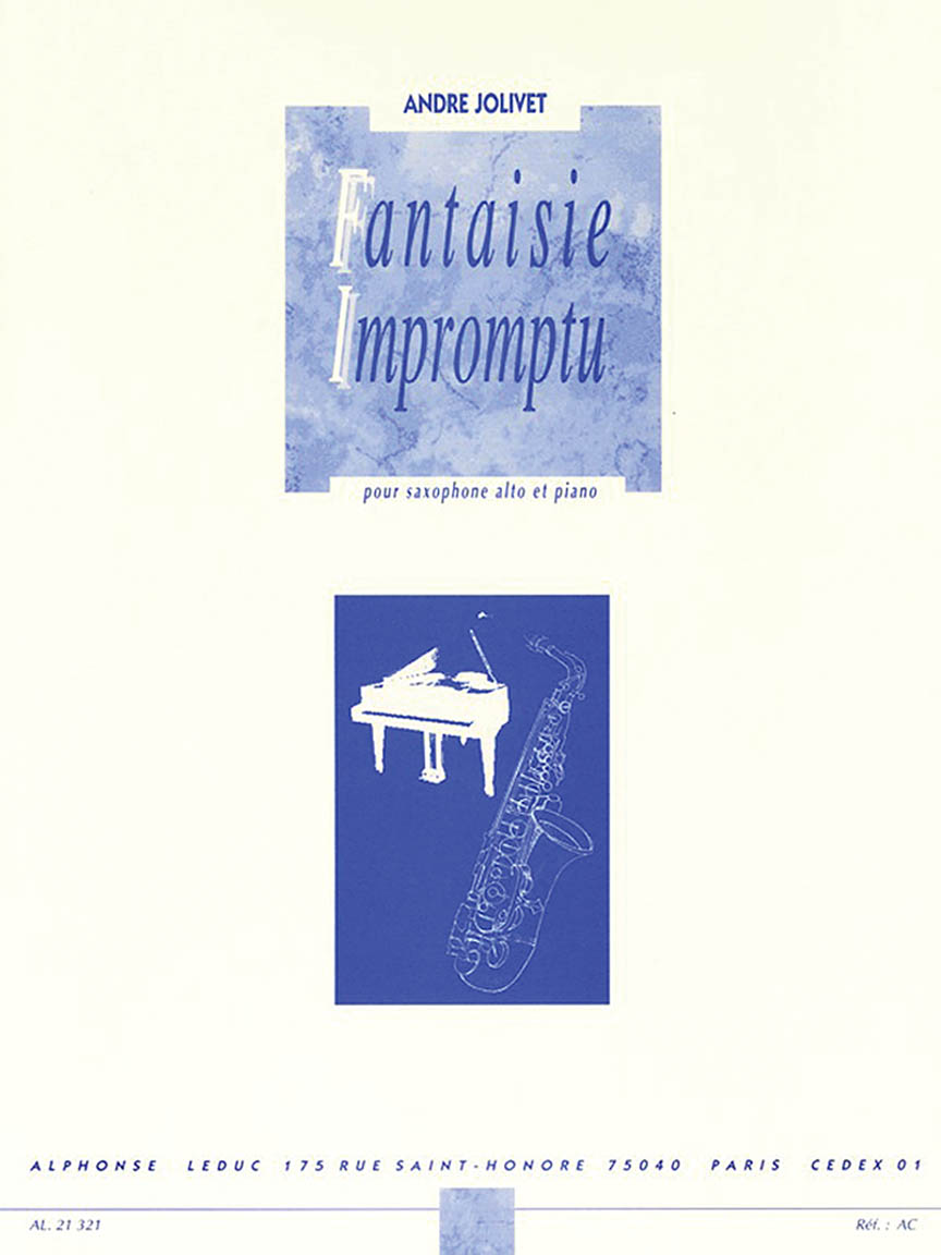 Product Cover for Fantaisie Impromptu