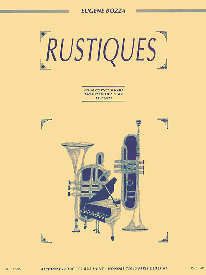 Product Cover for Rustiques