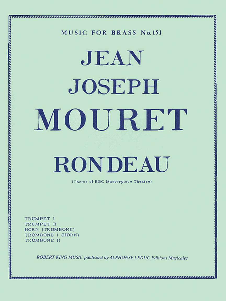 Rondeau (quintet-brass)