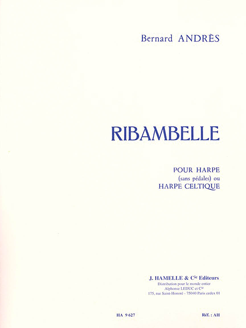 Product Cover for Ribambelle
