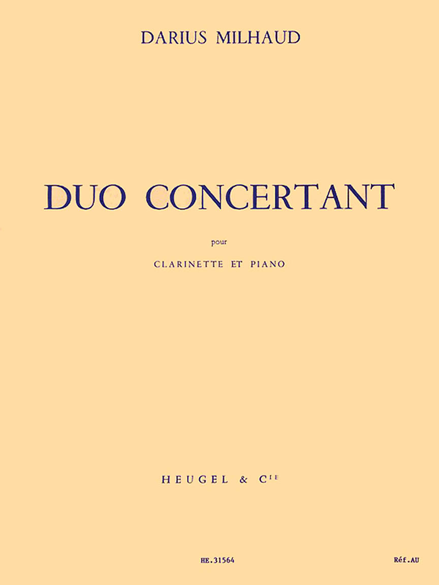 Product Cover for Duo Concertant