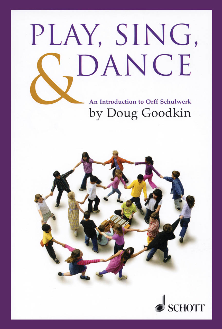 Product Cover for Play, Sing & Dance