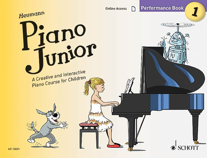Product Cover for Piano Junior: Performance Book 1