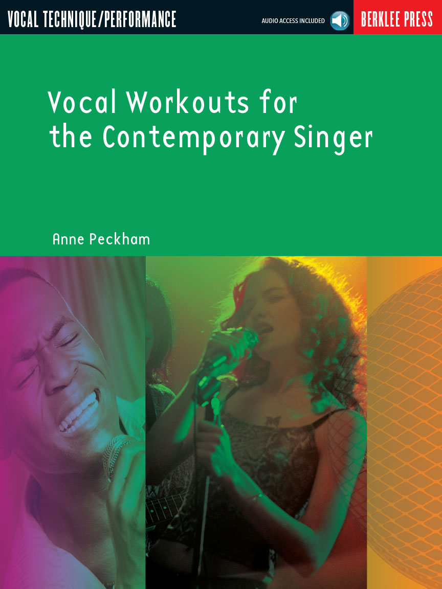 Product Cover for Vocal Workouts for the Contemporary Singer