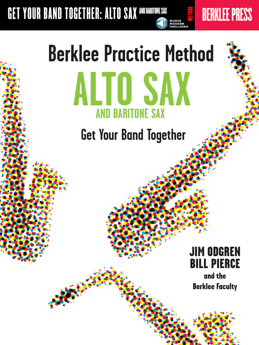 Product Cover for Berklee Practice Method: Alto and Baritone Sax