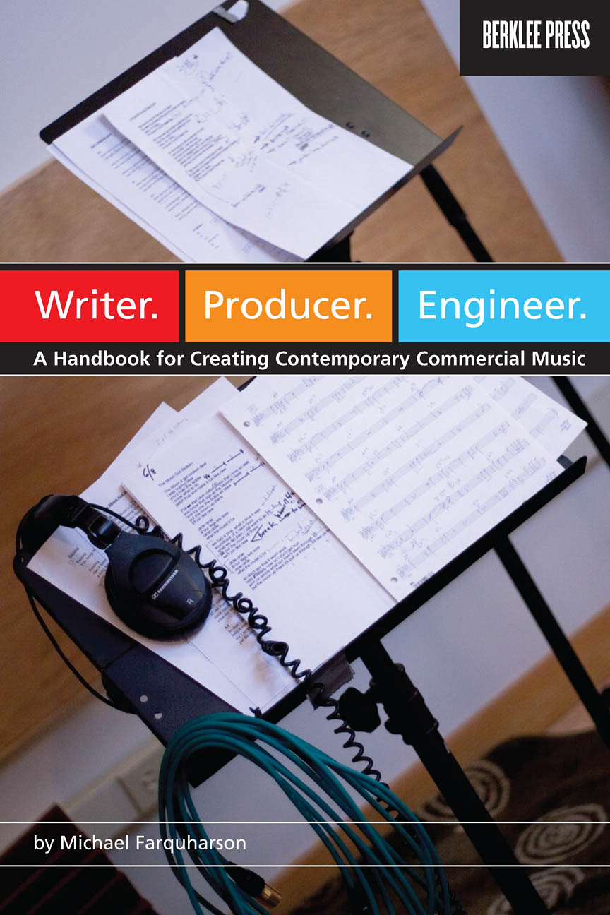 Product Cover for Writer. Producer. Engineer.