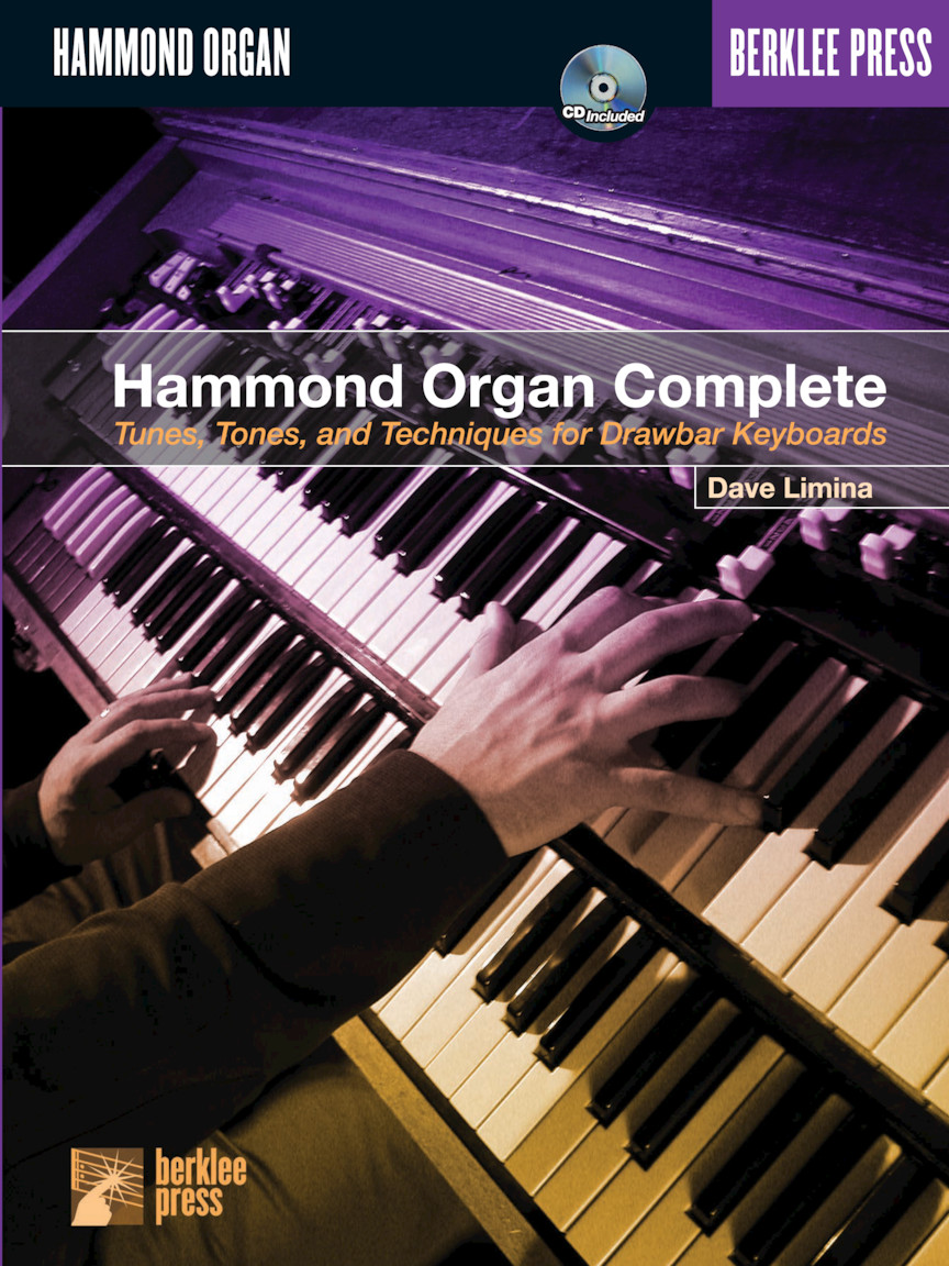 Product Cover for Hammond Organ Complete
