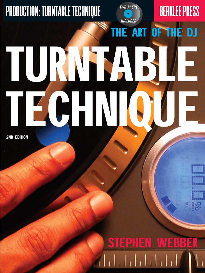 Product Cover for Turntable Technique – 2nd Edition