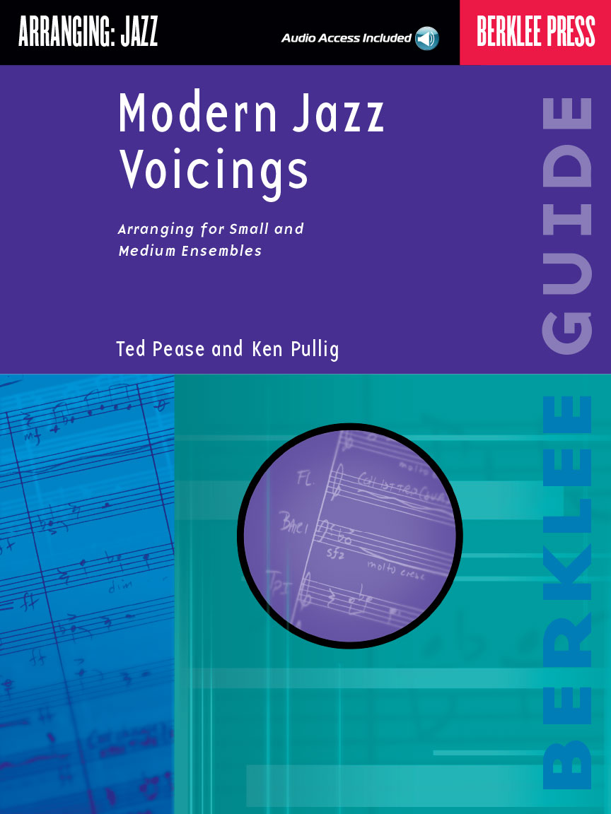 Product Cover for Modern Jazz Voicings