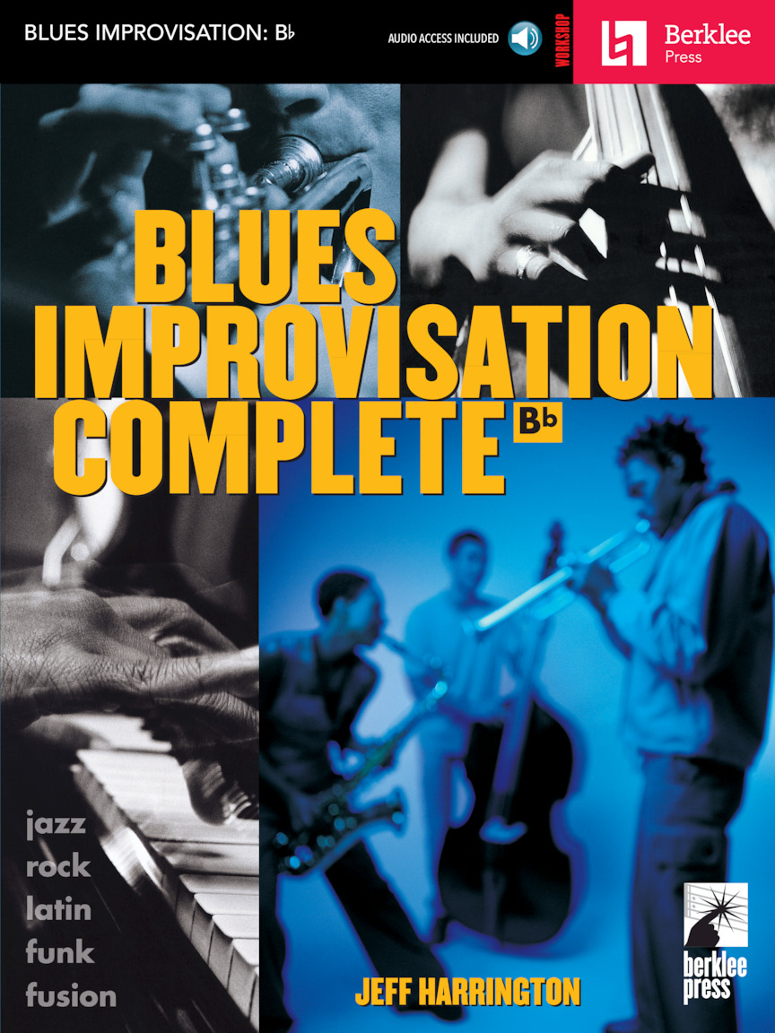 Product Cover for Blues Improvisation Complete