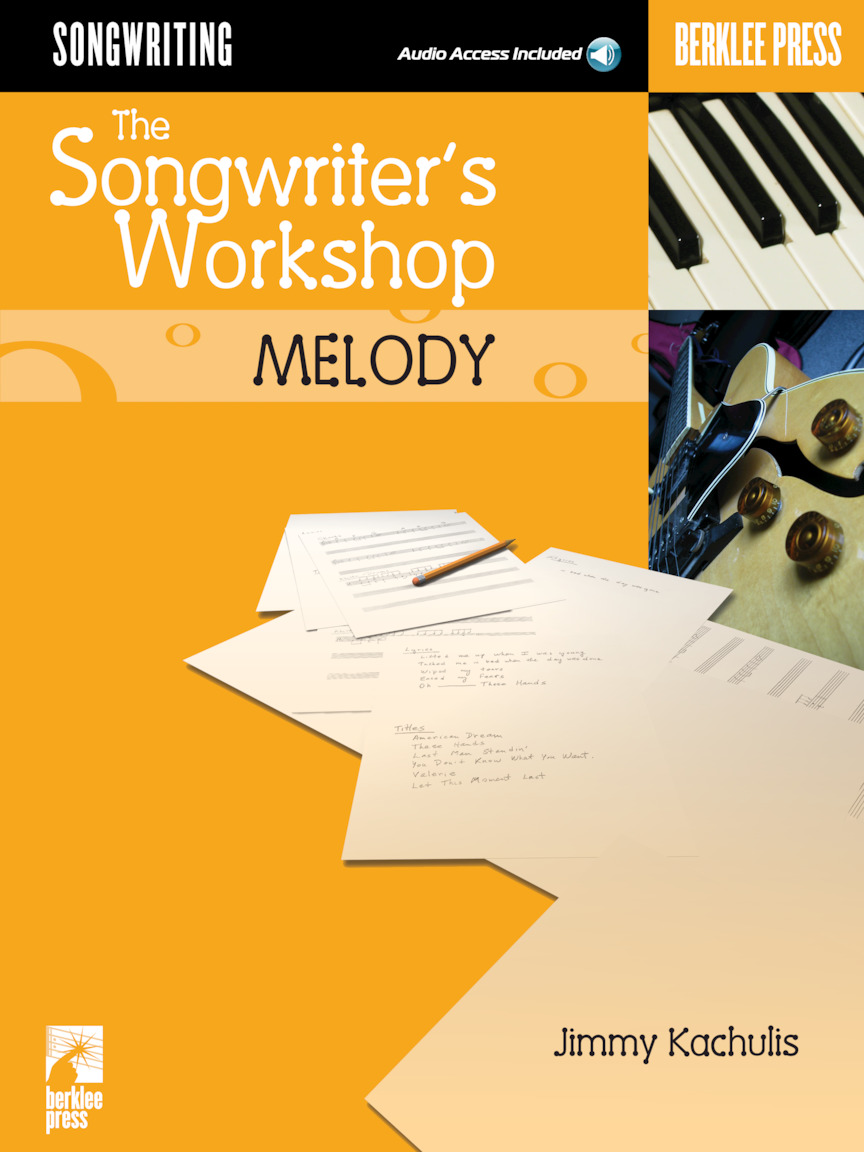 Product Cover for The Songwriter's Workshop: Melody