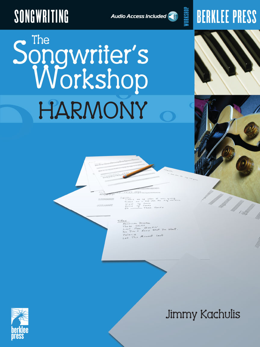 Product Cover for The Songwriter's Workshop: Harmony