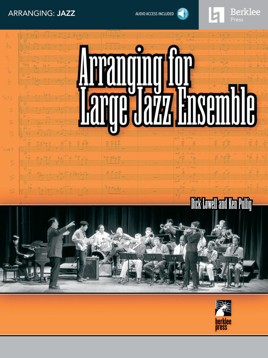 Product Cover for Arranging for Large Jazz Ensemble