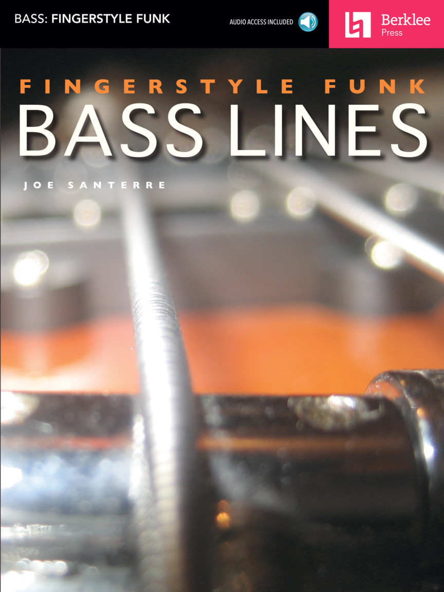 Product Cover for Fingerstyle Funk Bass Lines