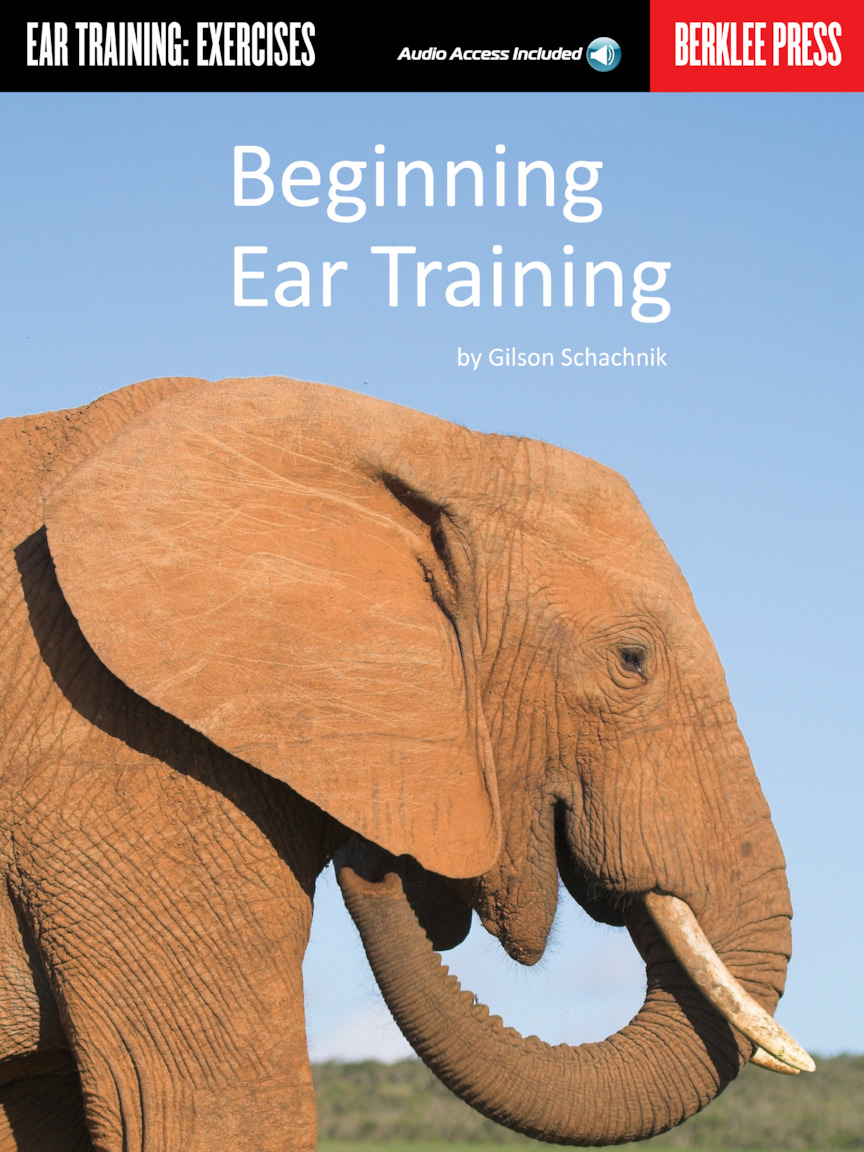 Product Cover for Beginning Ear Training