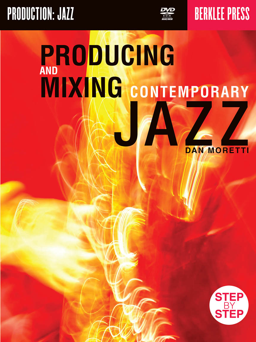 Product Cover for Producing & Mixing Contemporary Jazz
