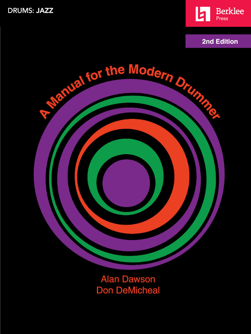 Product Cover for A Manual for the Modern Drummer – 2nd Edition