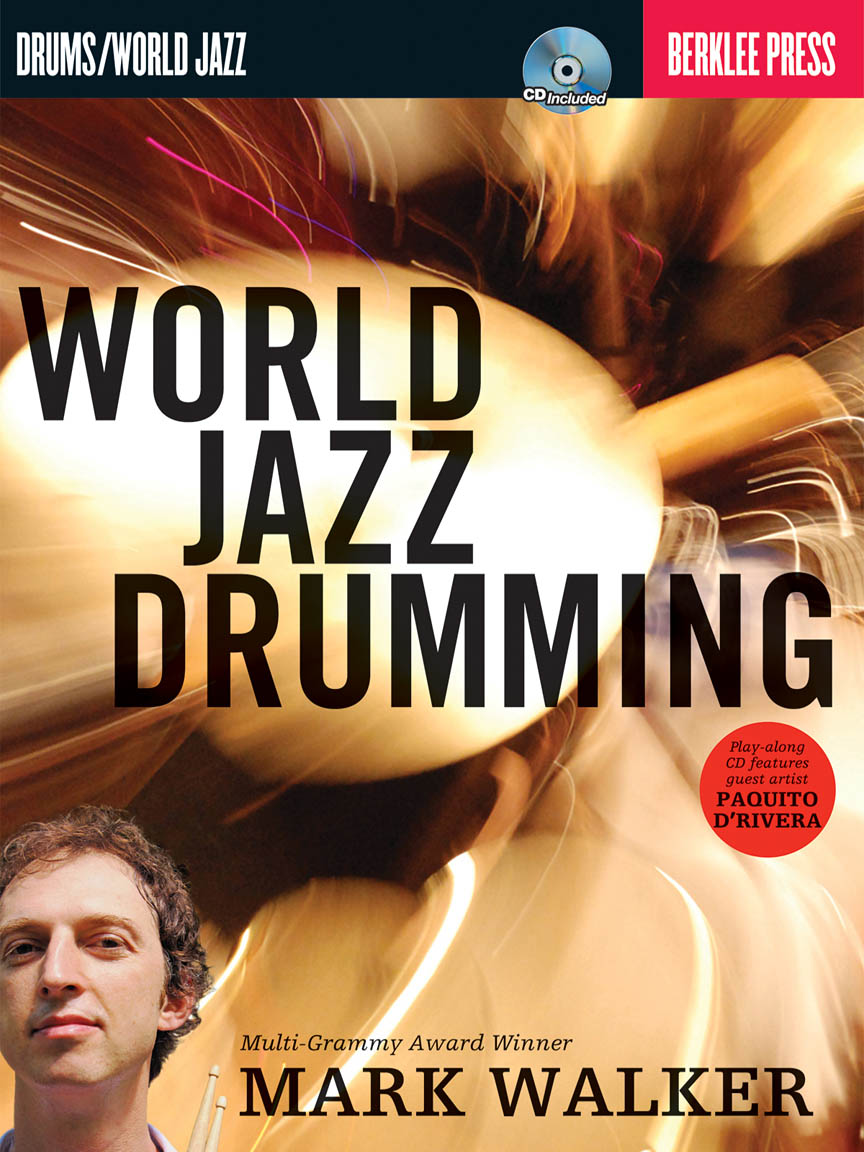 Product Cover for World Jazz Drumming