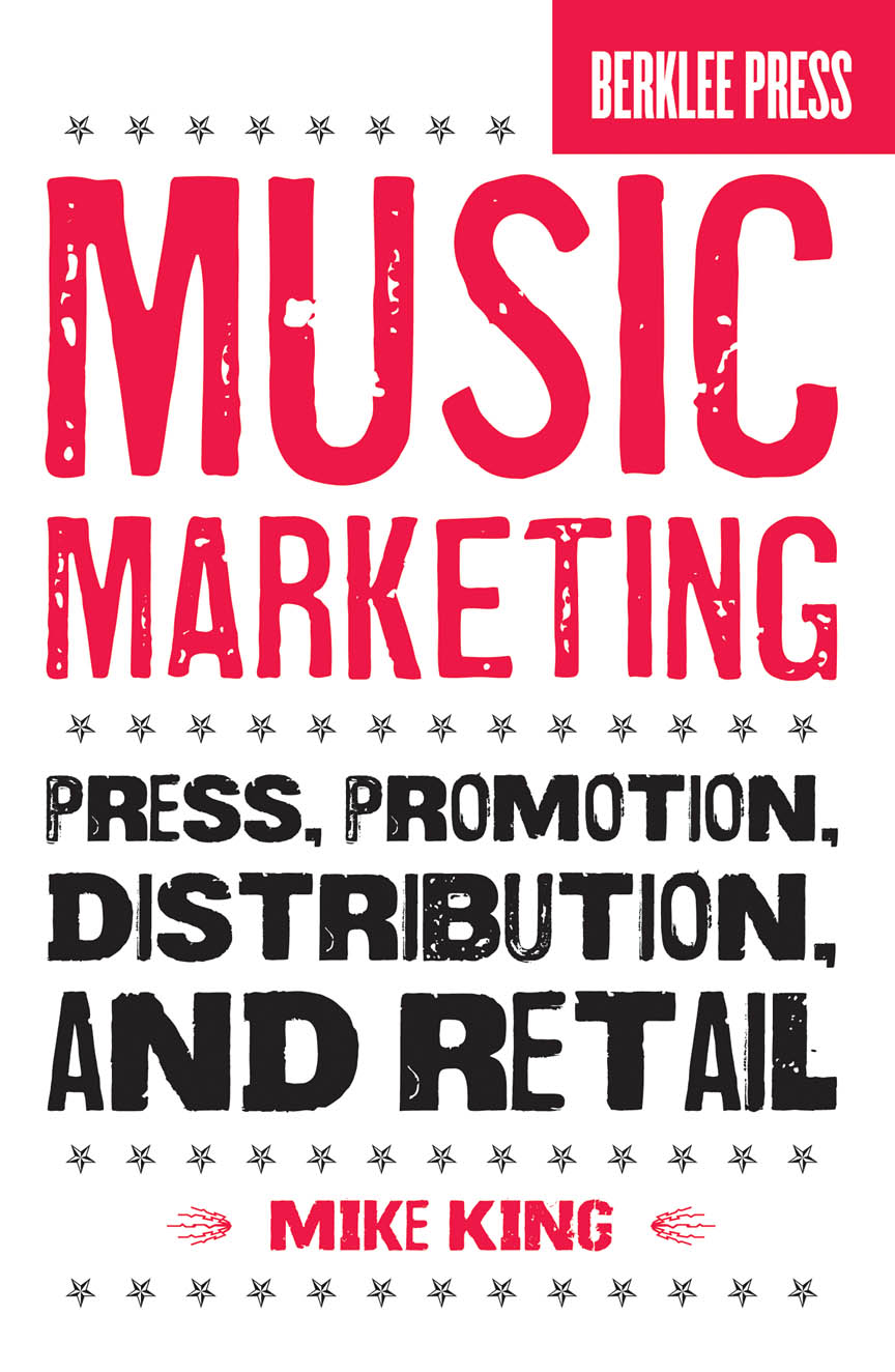 Product Cover for Music Marketing