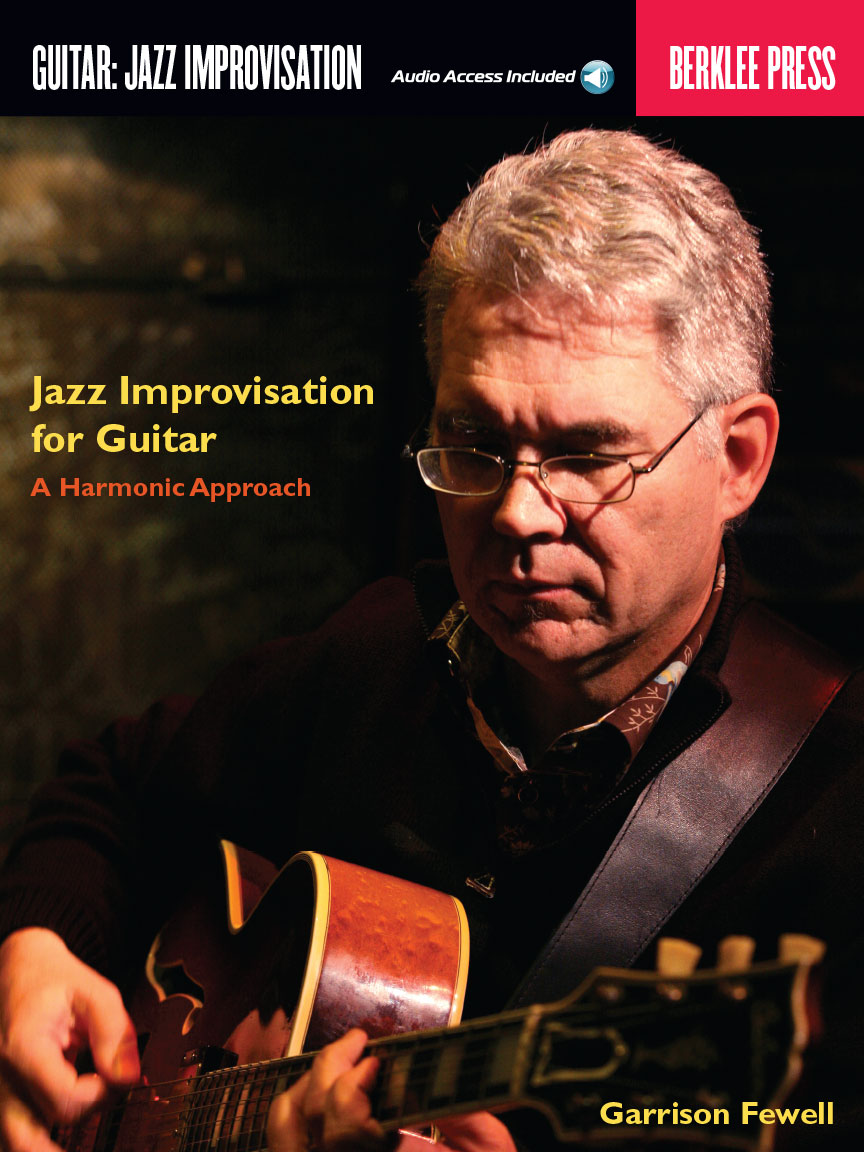 Product Cover for Jazz Improvisation for Guitar