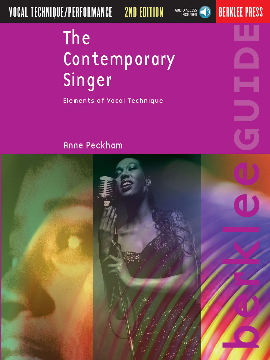 Product Cover for The Contemporary Singer – 2nd Edition