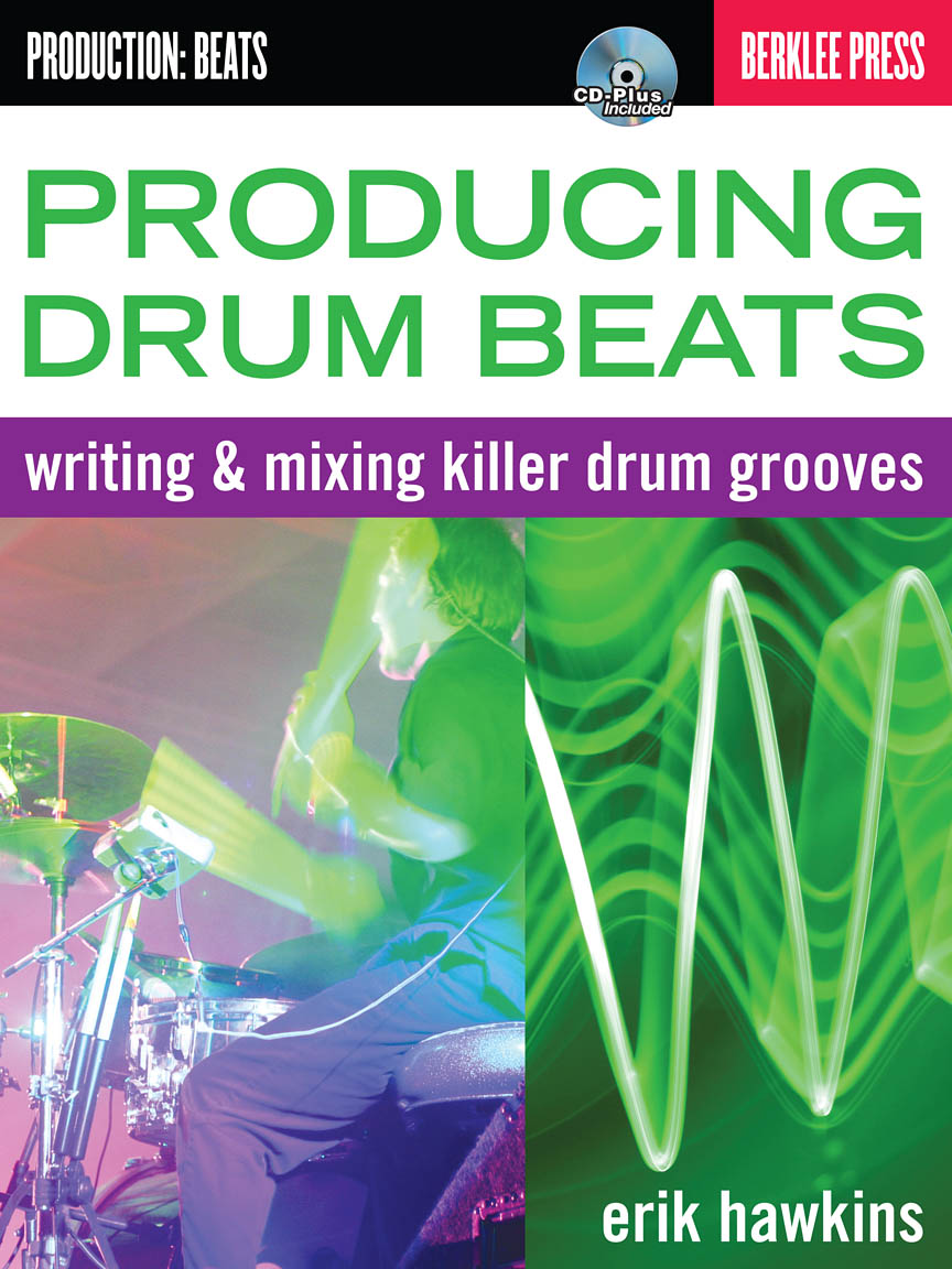 Product Cover for Producing Drum Beats